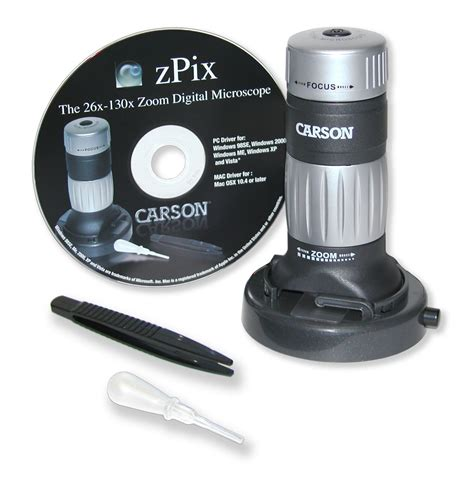 Carson zPix Microscope