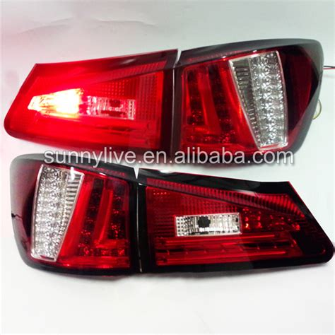 lexus is300 tail lights for lexus is250 is300 is350 led tail l led rear light