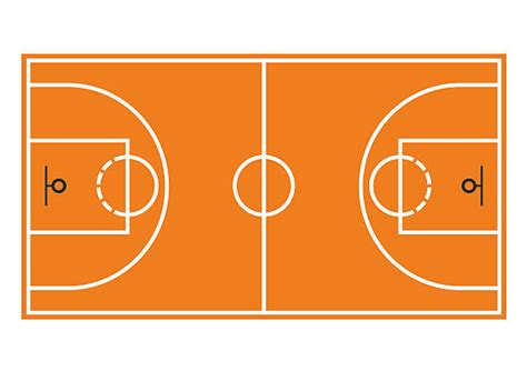 basketball court clipart free basketball court images pictures and royalty free