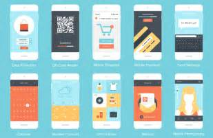 Design Apps flat design is in vogue at present things such as thumb placement