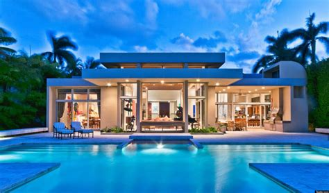 The 10 Most Expensive Homes On Miami Beach S Sunset Islands Huffpost