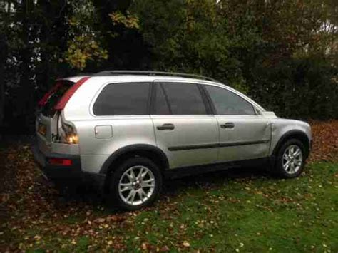 electronic stability control 2003 volvo xc90 navigation system volvo xc90 2003 4x4 awd 7 seater estate spares repair unrecorded car for sale