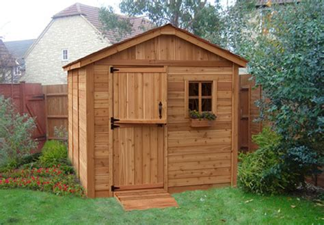 Wooden Garden Shed by Wooden Garden Sheds Can Be An Attractive Asset To Your