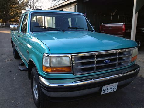 ford f150 long bed 1994 ford f150 4x4 extra cab long bed excellent
