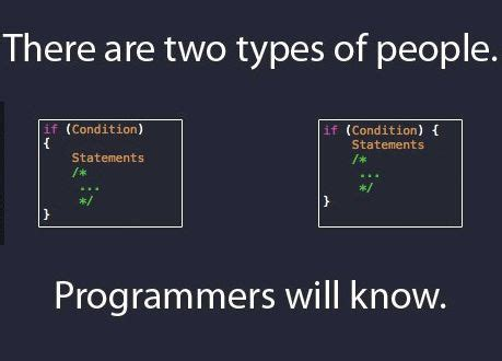jokes: what are the most popular computer programming