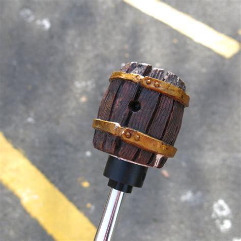 Vintage Shift Knobs by Vintage Keg Barrel Custom Shift Knob 171 American Shifter