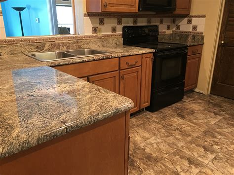 brown granite countertops city amaretto brown persa granite countertops and cabinets