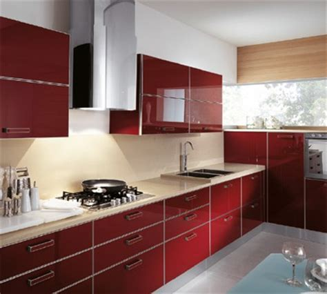 scavolini kitchen cabinets lively red new 2011 kitchen color from scavolini