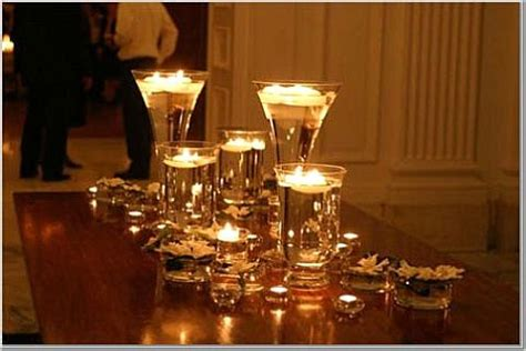 do it yourself wedding centerpieces candles kooklah do it yourself decorate candle votives