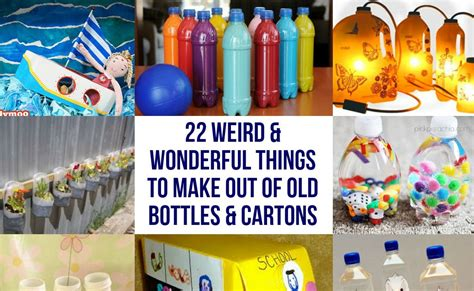 7 Things I Need To Throw Out Of My Wardrobe by 22 Wonderful Things To Make Out Of Bottles