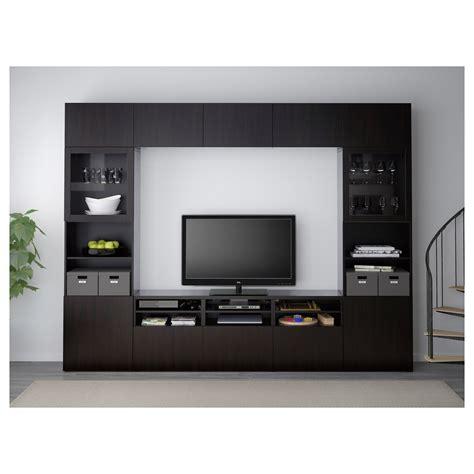 besta lappviken best 197 tv storage combination glass doors lappviken sindvik