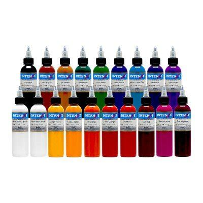 where to buy tattoo ink intenze color ink sets 1 oz 19 color ink