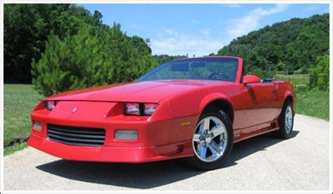 1993 chevy camaro parts 1990 1992 1993 chevrolet camaro iroc z z 28 rs