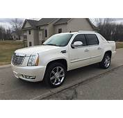 Remember When There Was A Cadillac Escalade Pickup