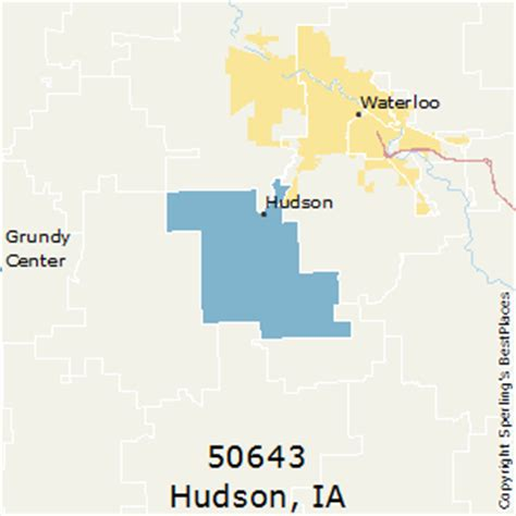 houses for sale in hudson iowa best places to live in hudson zip 50643 iowa