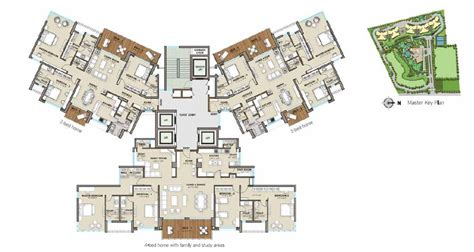 phoenix west ii floor plans phoenix one bangalore west 3 4 bhk apartment rajajinagar