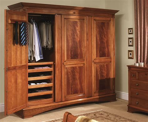 Wooden Wardrobe by How To Make Hang Wardrobe Of Wood Portable Closet Http
