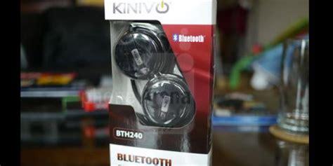 Headset Bluetooth Makassar kinivo bth240 headphone bluetooth dengan desain lipat merdeka