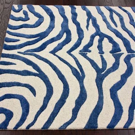 blue leopard rug blue zebra print rug www imgkid the image kid has it