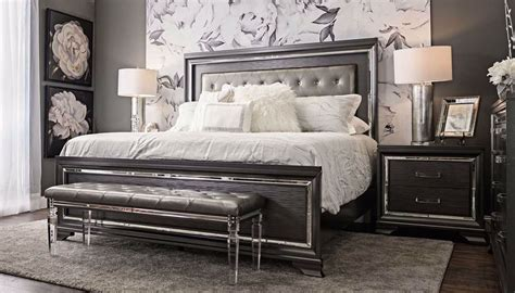 monroe  piece collection queen home zone furniture
