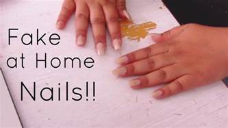 Nails At Home by Diy Nails At Home Gutierrez Crafts And