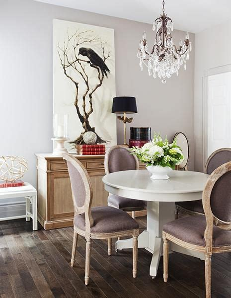 dining rooms white pedestal dining table lilac purple