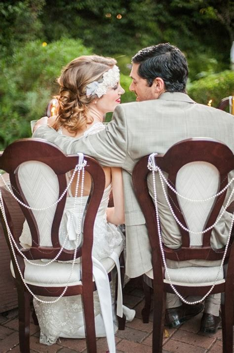 easy roaring 20s wedding ideas