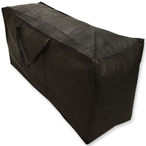 storage bags for couches woodside furniture cushion storage bag black covers