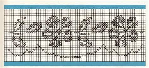 bordure uncinetto per mensole occorrente cotone n 176 8 uncinetto n 1 50 avviare una
