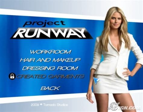 Project Runway Giveaway - project runway video computer game giveaway closed