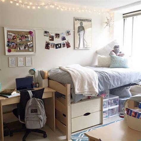 cute bedroom setups 25 best ideas about cozy dorm room on pinterest dorms