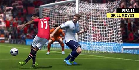 football skill moves tutorial fifa 14 skill moves the controls and the videos tutorials
