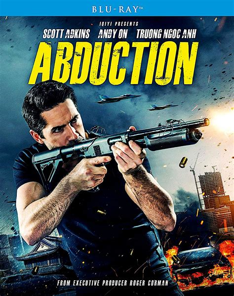 abduction blu ray shout factory  images