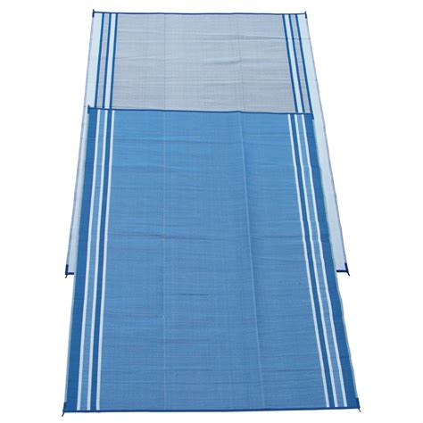Outdoor Rugs Mats by 6x9 Hawaiian Indoor Outdoor Reversible Rv Mat From