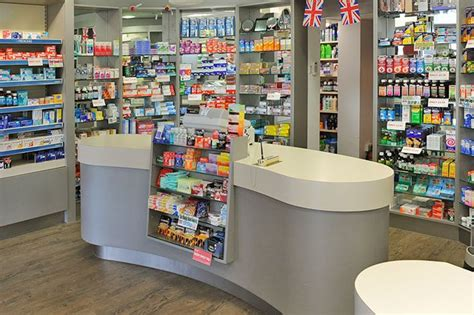 Pharmacy Countertops by Pharmacy Counter Design Bespoke Solutions Rapeed
