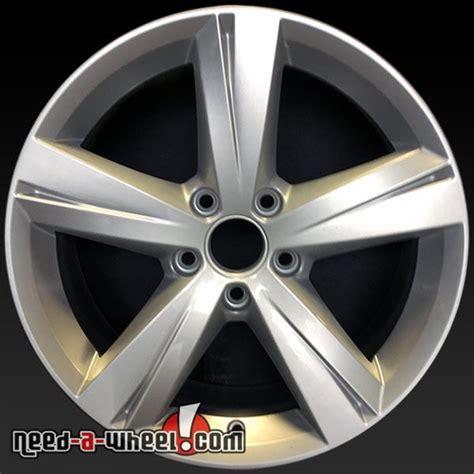 Volkswagen Wheels Oem by 17 Quot Volkswagen Vw Passat Wheels Oem 2012 2015 Silver Rims