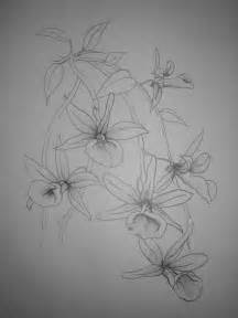 drawn pictures of flowers beautiful flowers