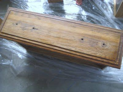 create a faux wood pallet wall wendy james designs painting particle board furniture redoing our ikea end