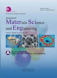materials and design journal elsevier journal of material science metallteile verbinden