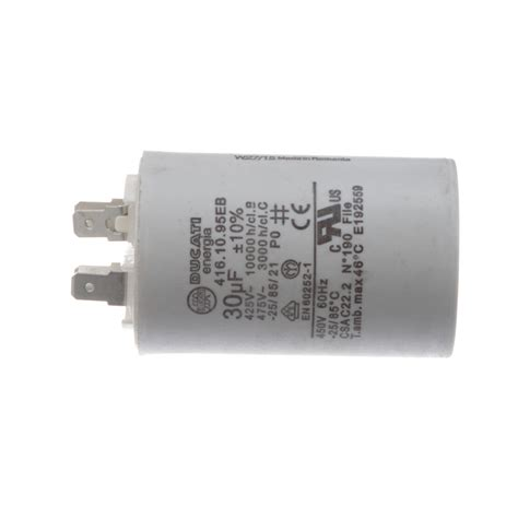 capacitor capacitance range southbend capacitor part 1194697