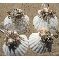 seashell decorations 25 best ideas about seashell ornaments on