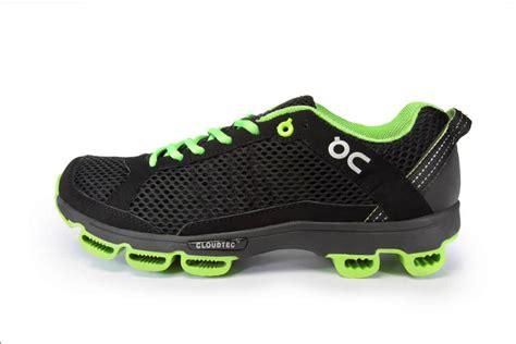 running shoe guru quot on quot the new running shoes from switzerland running