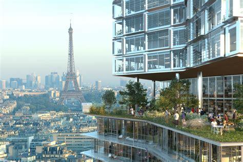 De Montparnasse Is Open In La by En Images La Nouvelle Tour Montparnasse Ultra 233 Colo Qui