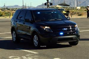Ford Interceptor Suv Gilbert Arizona Ford Interceptor Explorer Suv
