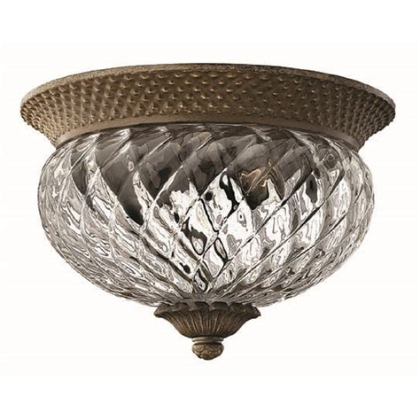 Traditional Flush Ceiling Lights Traditional Flush Fitting Circular Bronze Ceiling Light For Low Ceilings