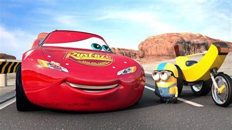 Disney Pixar Cars 3 disney pixar cars 3 flat tire lightning mcqueen races a