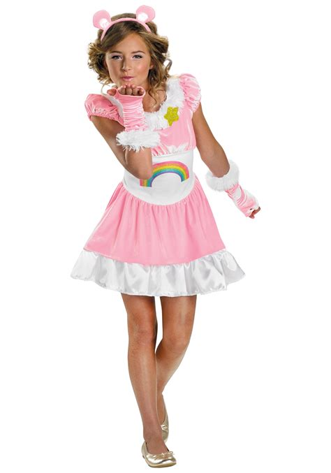 preteen angel costume tween cheer bear costume