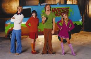 Rumors about the live action scooby doo movie