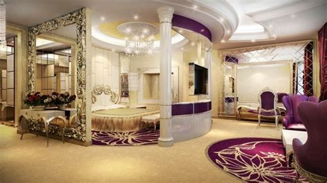 luxurious home master bedroom suite seating mansion