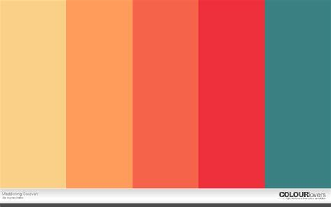 color palettes 20 bold color palettes to try this month november 2015